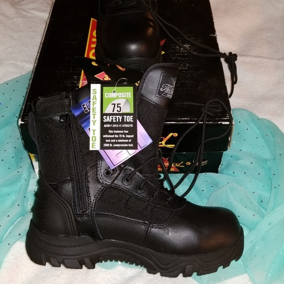 fd371393001 The Deuce by Thorogood tactical boot